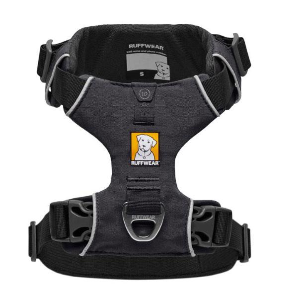 ruffwear harness grey top