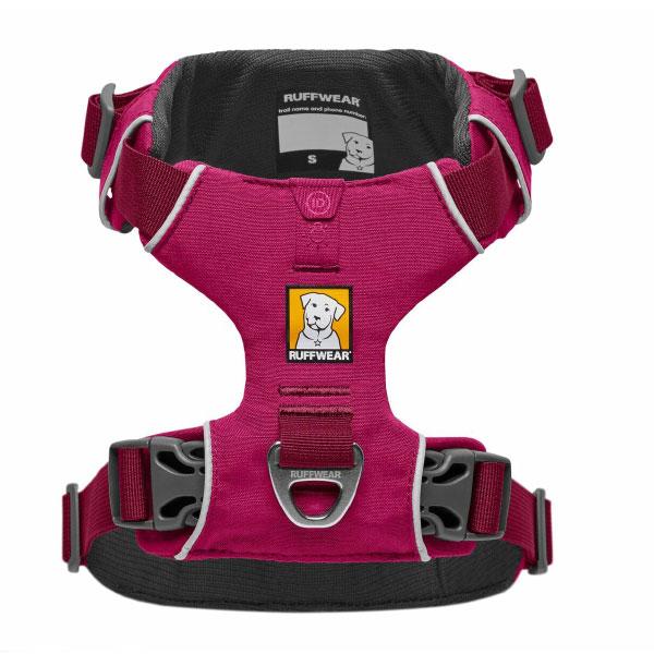 ruffwear harness pink top